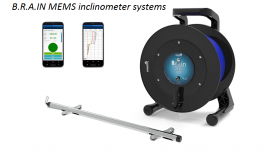 B.R.A.IN MEMS inclinometer systems